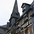 Toits de Honfleur