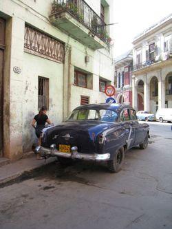 Cars La Havane 6