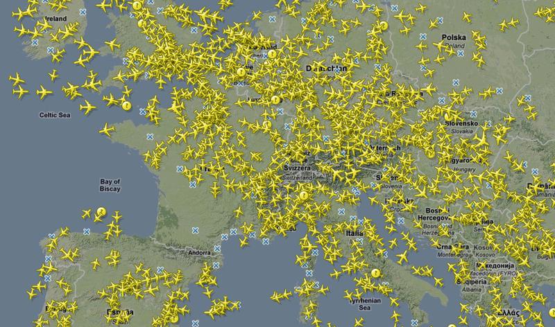 Airplane Flights Radar 2017 Ototrends Net