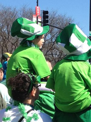 Saint Patrick Chicago 5