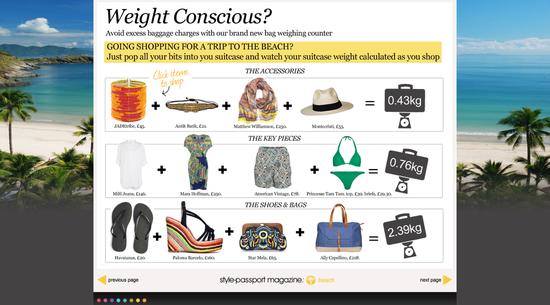 Weight Conscious