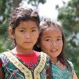 Petites filles népalaises