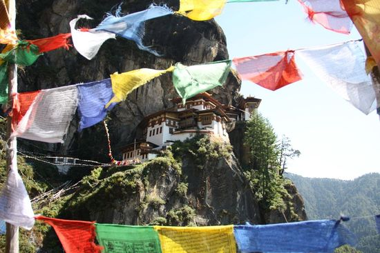 Tiger Nest Bhoutan