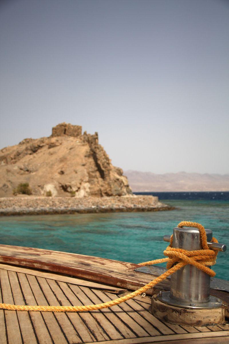 Île des pharaons 2