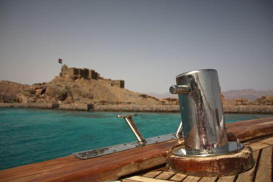 Île des pharaons 1