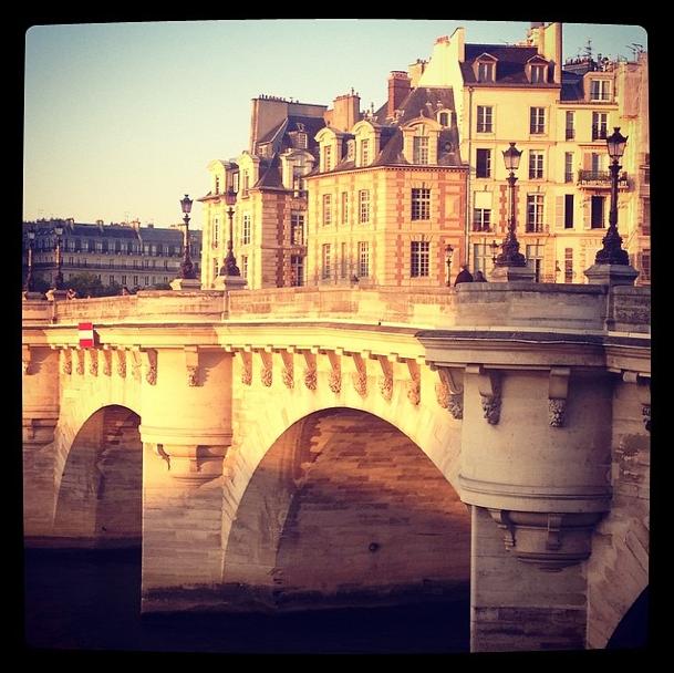 Paris la Seine 3