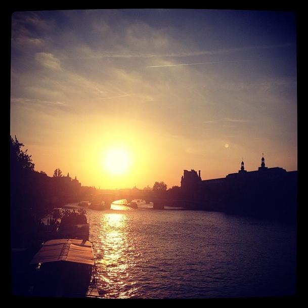 Paris la Seine 6