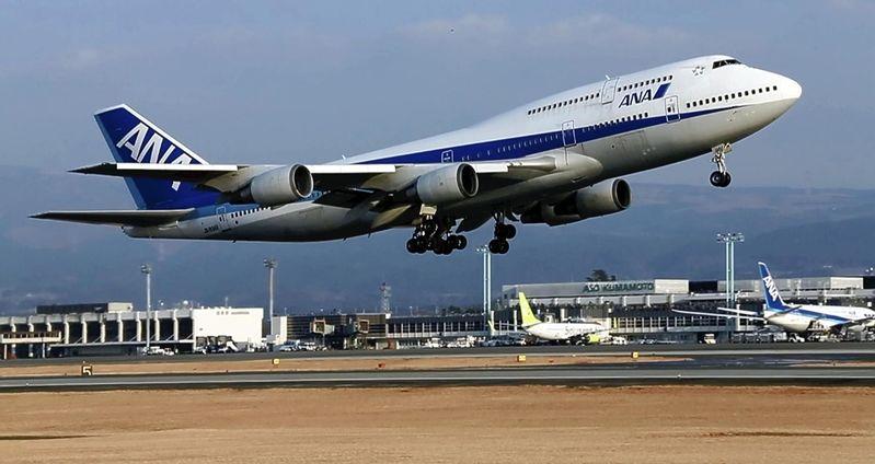 Boeing 747 ANA