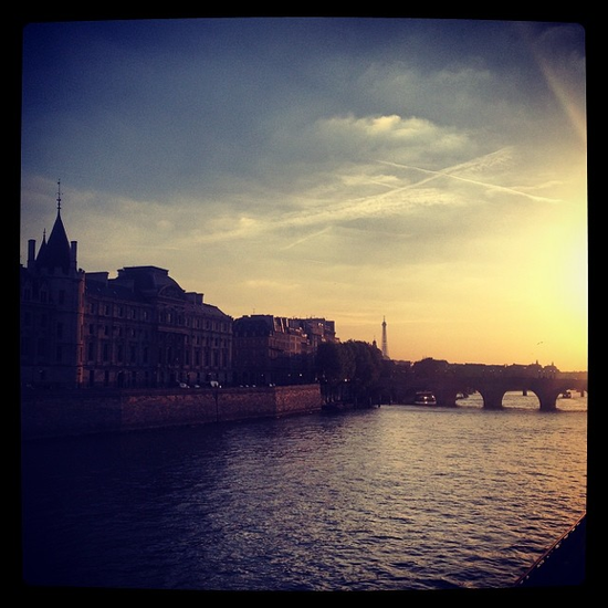 Paris la Seine 1
