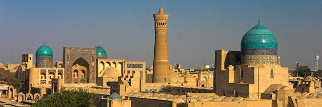 Minaret-ouzbekistan