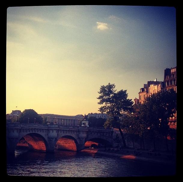 Paris la Seine 4