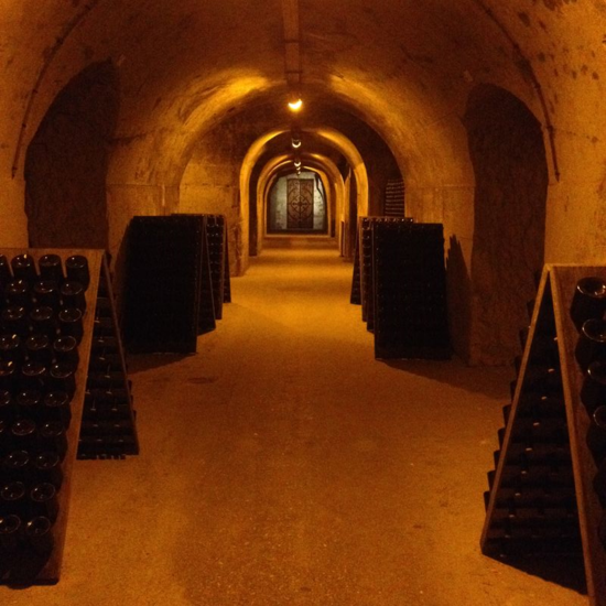 Caves Taittinger 12