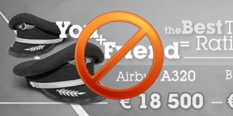Interdiction de vente d'heures de vol aux pilotes de ligne