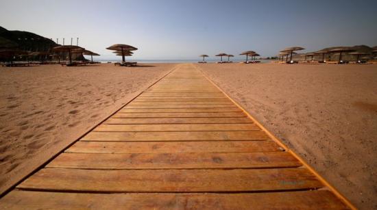 Mes yeux à Sinai Bay