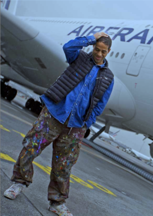 JonOne Air France 1
