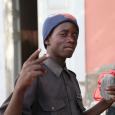 Jeune homme à Namibe