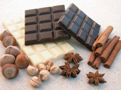 {... Parløns Chøcølat ...} Chocolat_pices