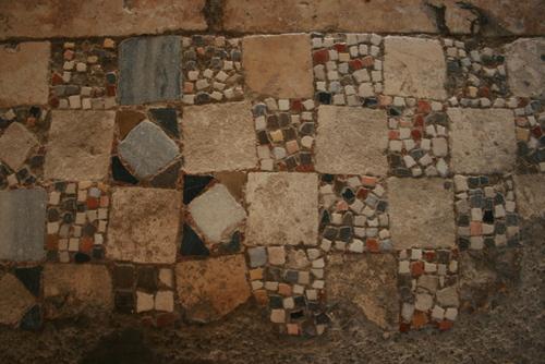 Anciennes mosaiques