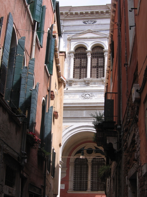 Vue sur San Rocco
